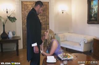 Paige Turnah наставила рога муженьку с крепким любовником #1