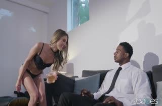 Красотка Tara Ashley разделась перед черным бойфрендом #2