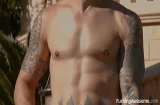 Kylie Page соблазнила парня на трах прямо у бассейна #2