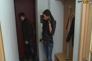 Обаятельный паренек развел русскую девушку на секс #2