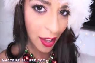 Гламурная Vienna Black снимает с другом порнуху #1