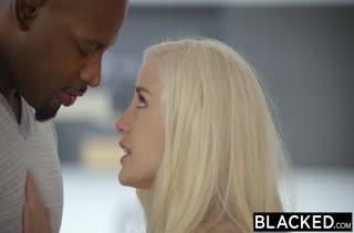 Белокурая Naomi Woods кайфует от глубокого секса #2