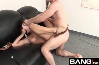 Вместо халявной фотосессии девочка попала на жесткий порно кастинг #3