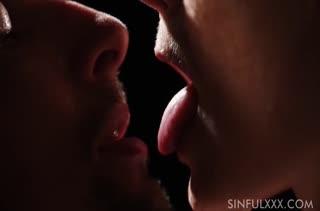 Рыжая жена занялась с мужем супер романтичным сексом #2