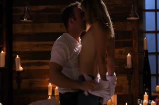 Mona Wales занялась с мужем сексом при свечах #2